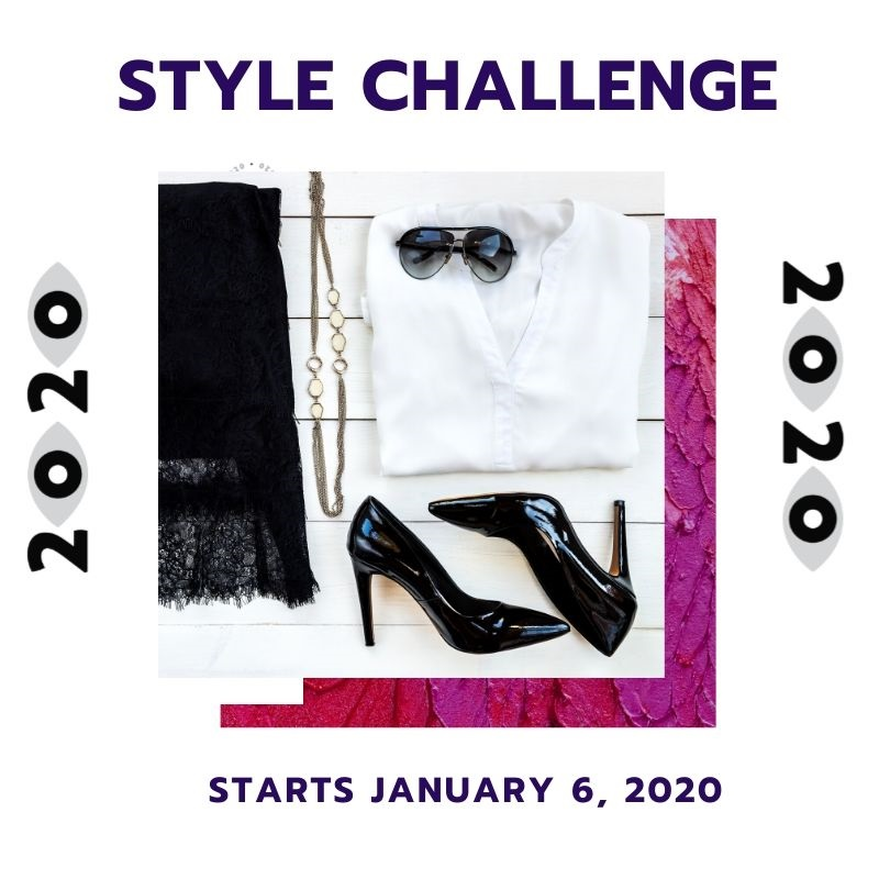 New Year Style Challenge