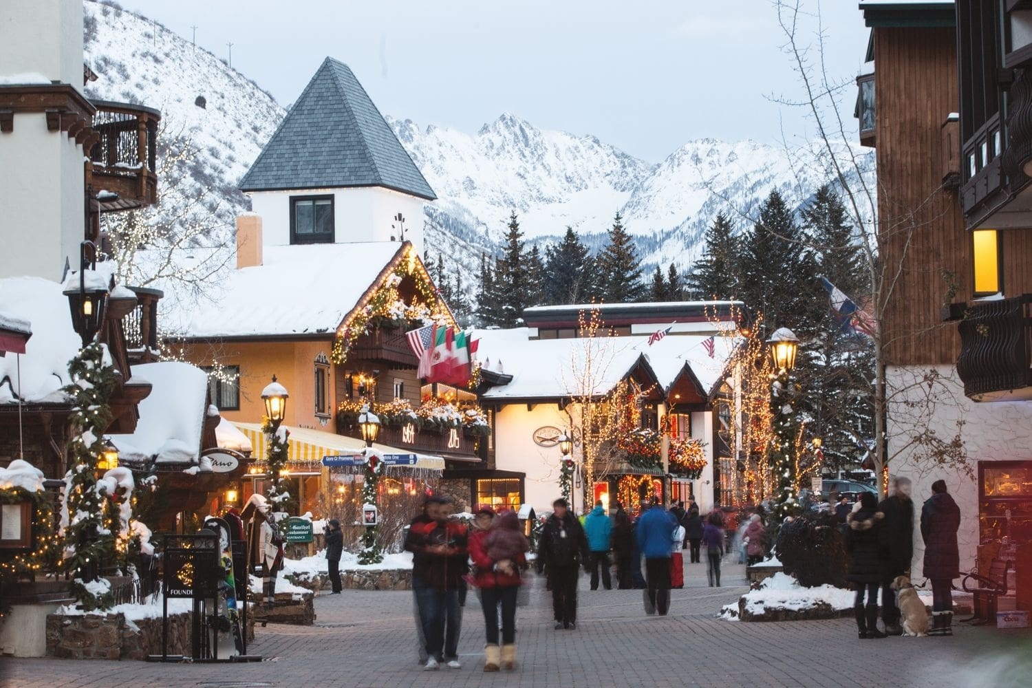 Vail Style…What to Wear and Where to Shop, Shopping in Vail Village, Vail shopping, Vail Village