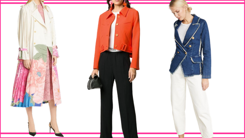 Layering Lessons: The 6 Spring Jackets You Need