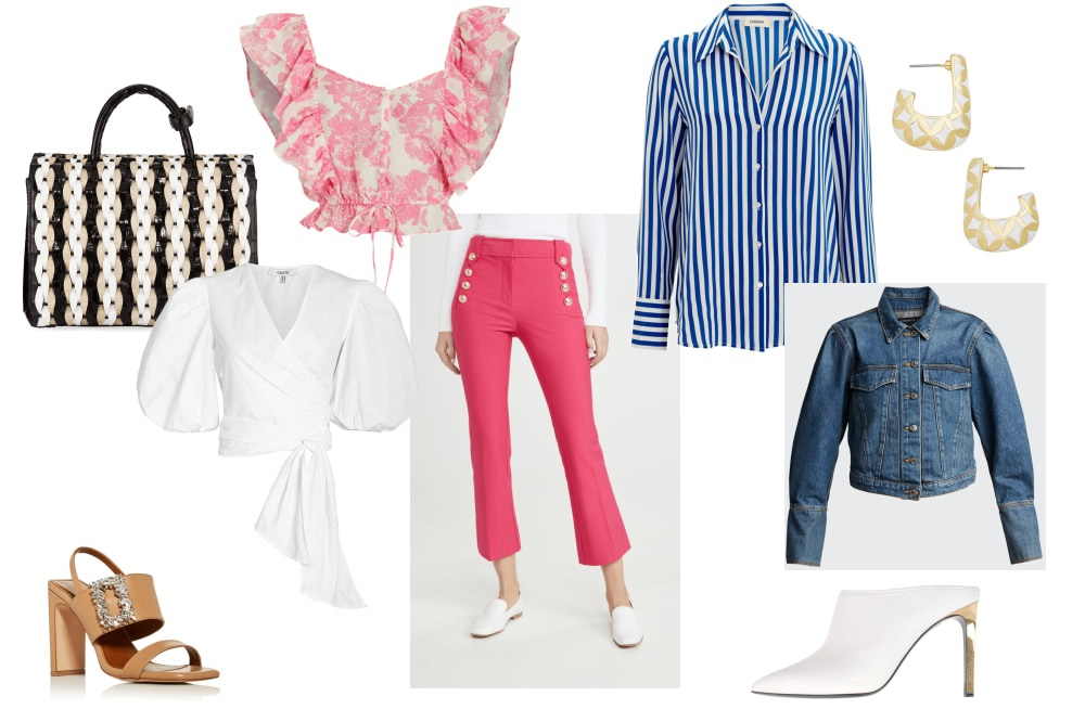 Update Your Style in Spring 2020 with Virtual Styling, spring outfit digital lookbook, Divine Style perosnal stylist