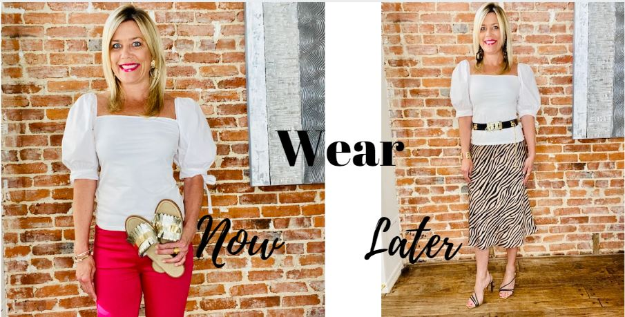 Key Closet Essentials to Wear Now and Later