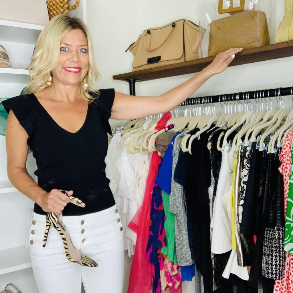 Summer Closet Clean Out +  Wardrobe Essentials