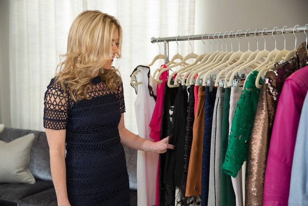 Summer Closet Clean Out +  Wardrobe Essentials, summer bottoms, organize summer bottoms
