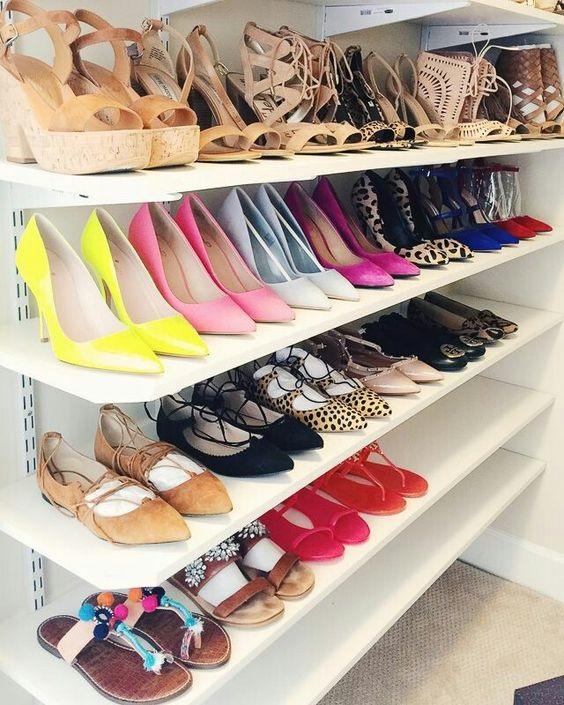 Summer Closet Clean Out +  Wardrobe Essentials, women's summer sandals