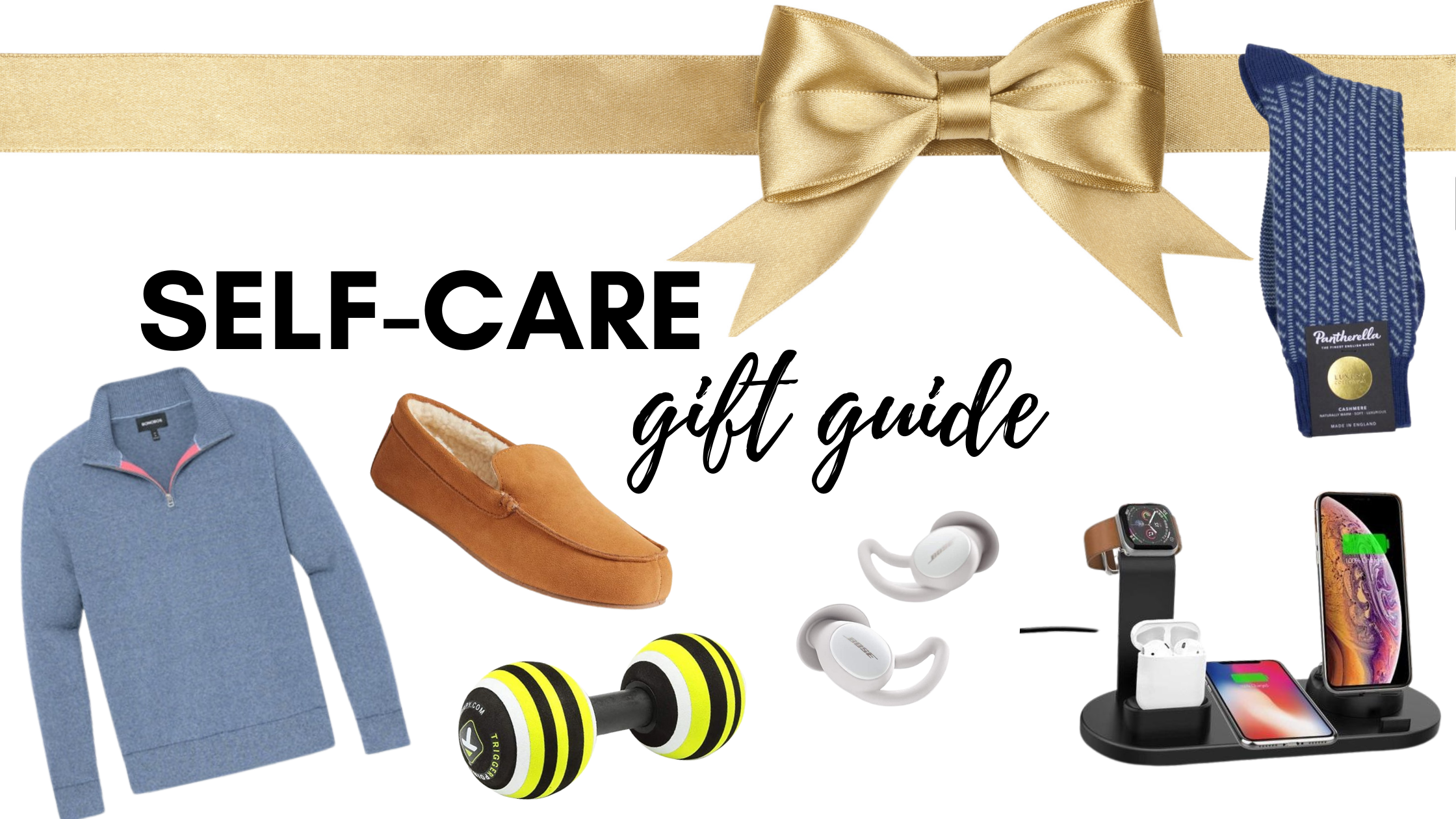 2020 men's self-care holiday gift guide