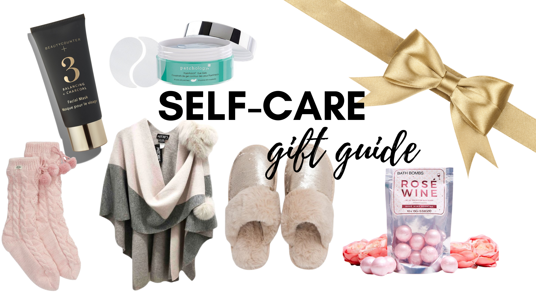 2020 Holiday Gift Guide women's self-care