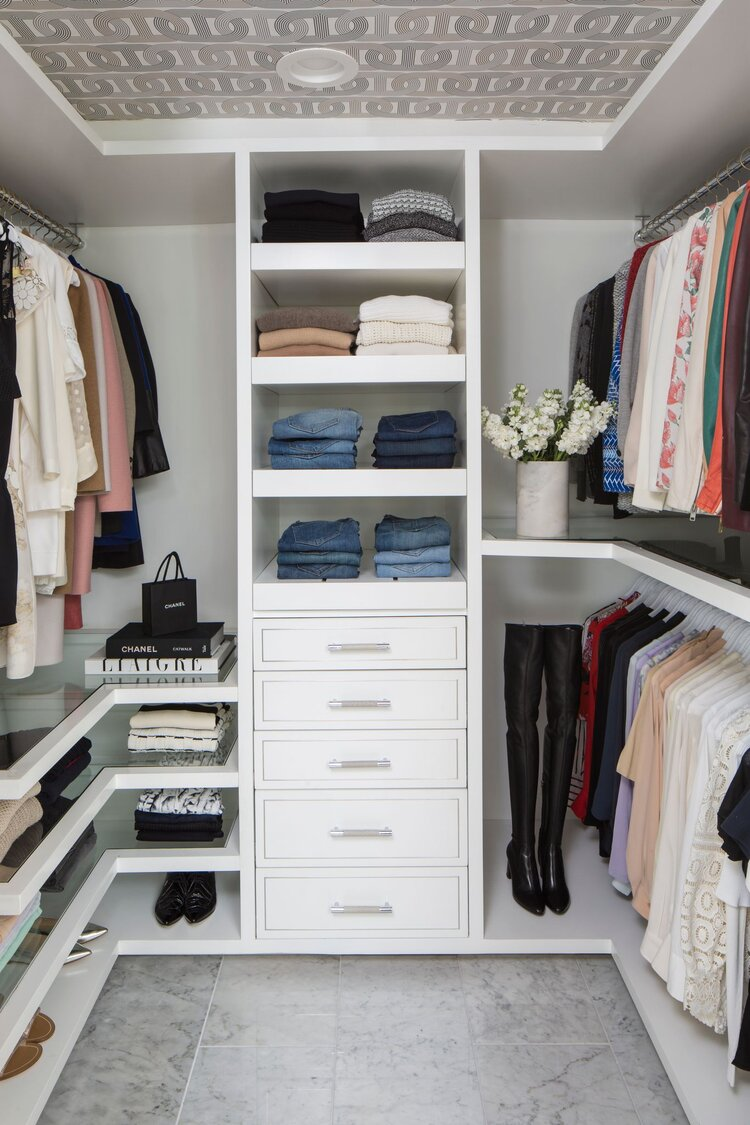 What's Your 2021 Style Resolution?, spruce up your closet, closet organization