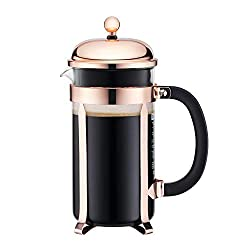 Divine Style Amazon Picks for kitchen, Chambord Copper French Press Coffee Maker