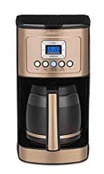 Divine Style Amazon Picks for kitchen, Cuisinart PerfecTemp Copper Coffeemaker