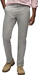 Divine Style Amazon menswear, Bonobos Stretch Washed Chino Pants grey dogs