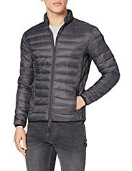 Divine Style Amazon menswear, Schott NYC Light Weight Down Jacket