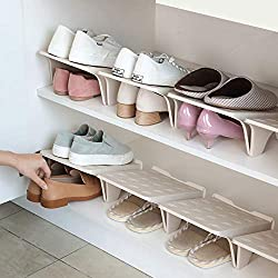 Divine Style Amazon organization/closet products, Shoe Stacker Space Saver
