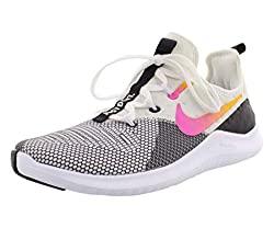 Divine Style Amazon women's, Nike TR8 Running Shoes black fuchsia