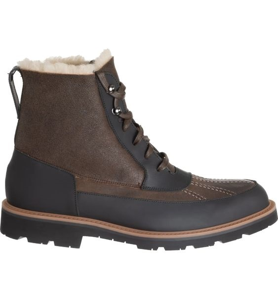 Winter Snow Day Style...What to Wear in Chilly Temps, booted in style, Ross and Snow Phillipe Waterproof Boot