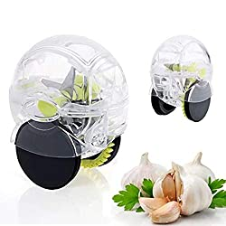 Divine Style Amazon Picks for kitchen, MWH rolling garlic chopper
