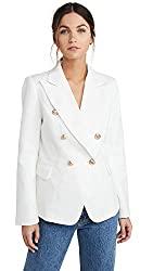 Divine Style Amazon women's, Lioness Palermo White Blazer