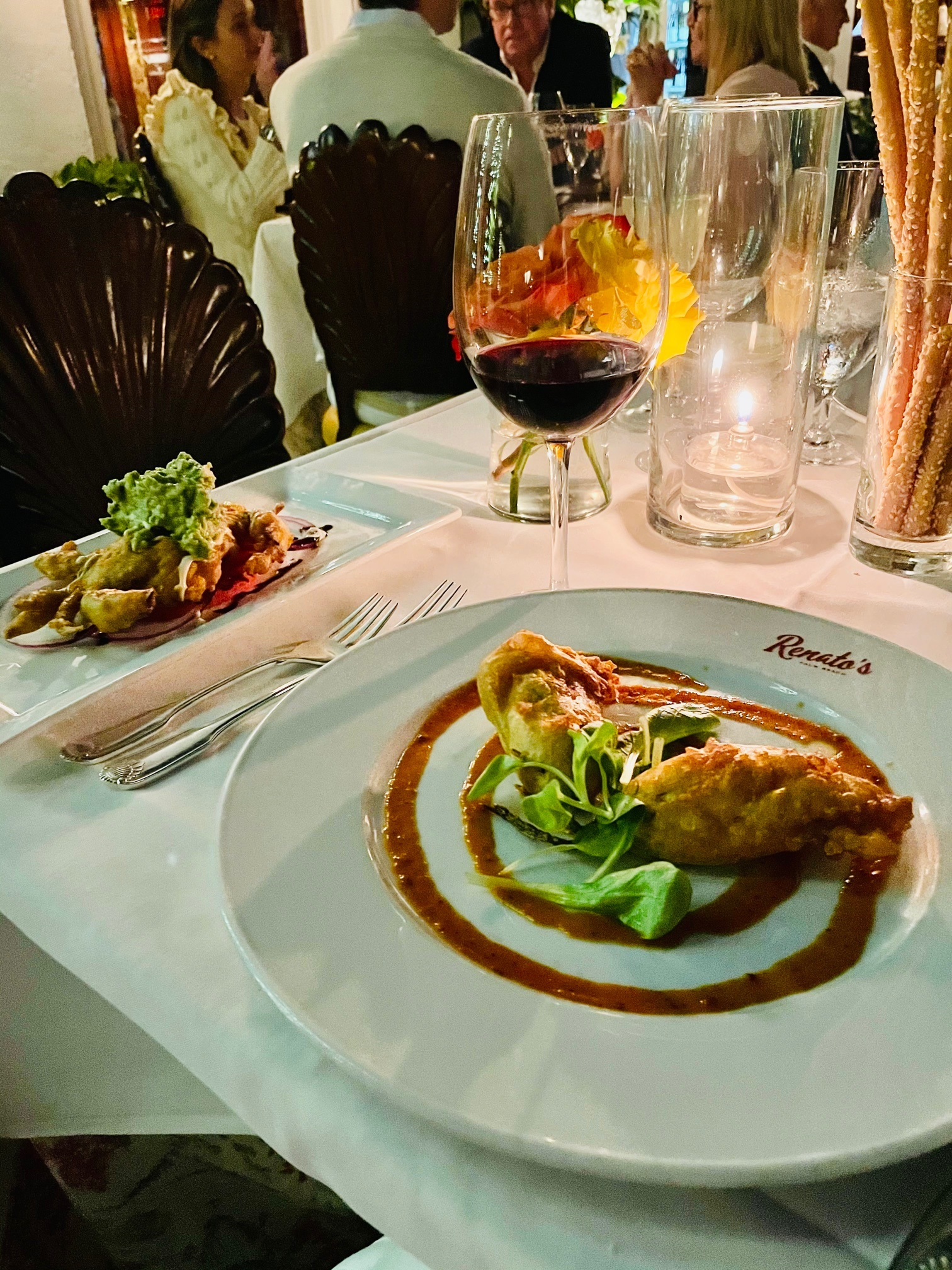 wining and dining in Palm Beach, Palm Beach restaurants, Renato's