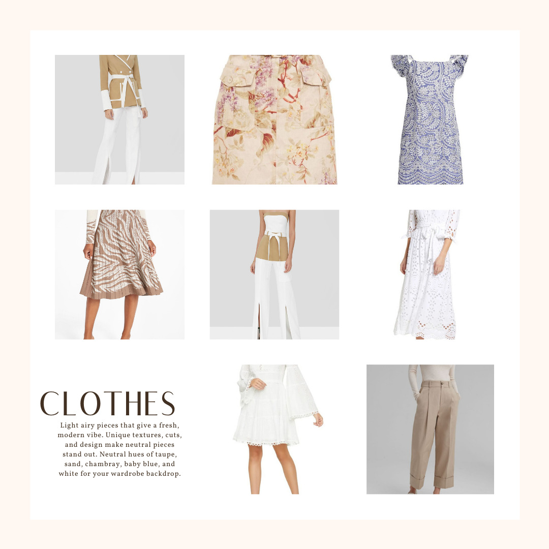 Neutral Outfits that Pop, spring neutral outfits, spring neutral clothing
