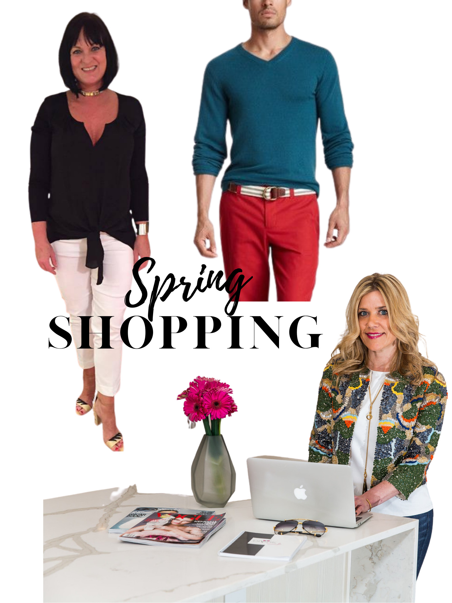Spring Style Refresh, spring wardrobe update, spring personal shopping, Divine Style