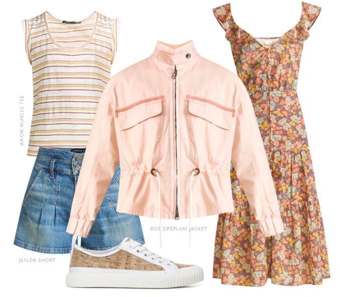What Should Be On Your Style Radar for Spring?, warm weather layering, spring jackets