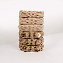 Divine Style Amazon Beauty, GIMME Bands Best Hair Ties for Blondes