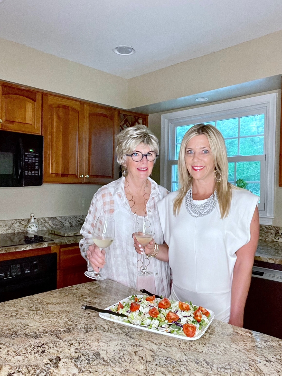 Celebrating Mother's Day + Mother's Day Gift Guide, Divine Style, Kelley Kirchberg and Gail Kirchberg