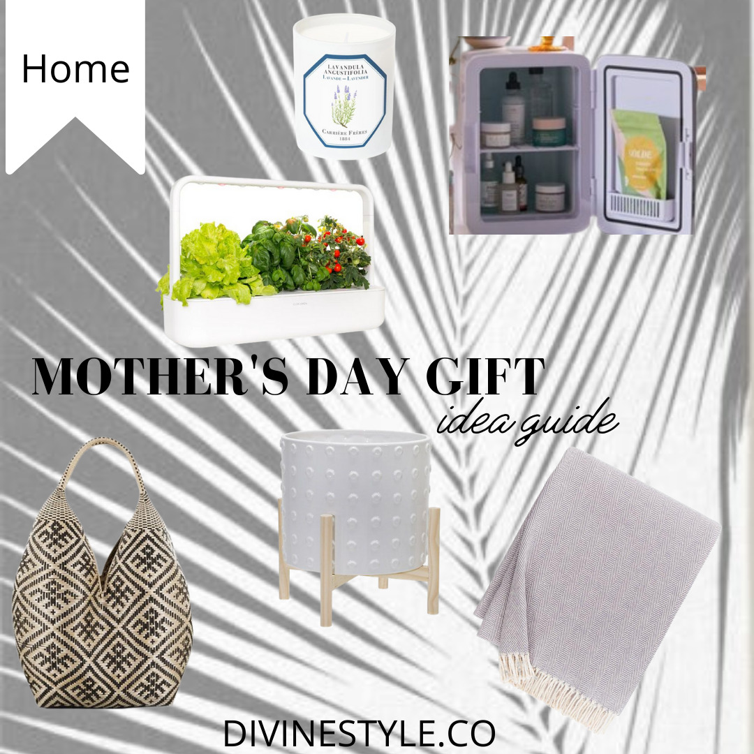 Celebrating Mother's Day + Mother's Day Gift Guide, mother's day gifts for the home