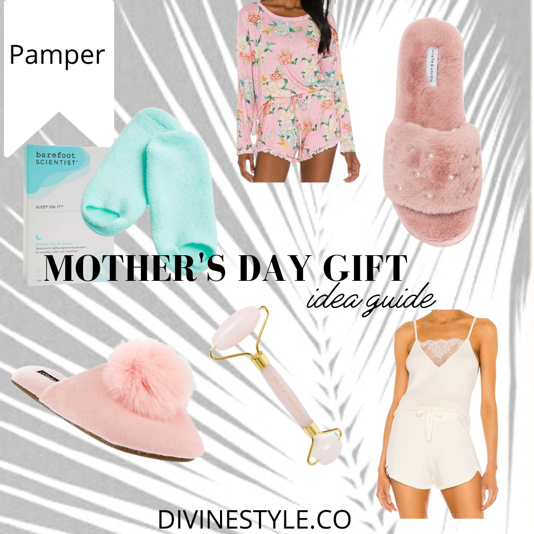 Celebrating Mother's Day + Mother's Day Gift Guide, mother's day gifts for pampering