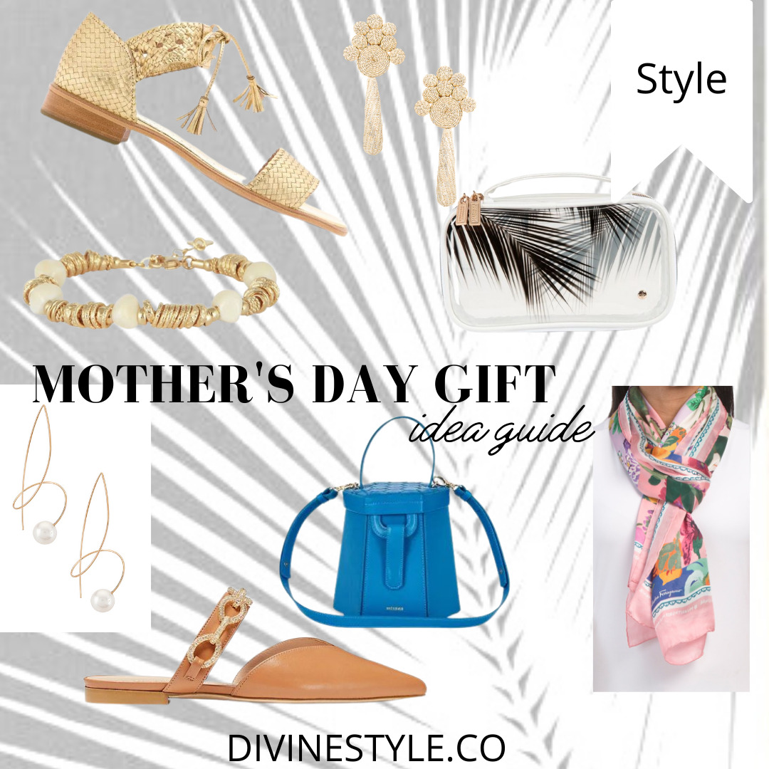 Celebrating Mother's Day + Mother's Day Gift Guide, mother's day gifts for stylish moms