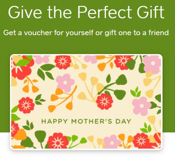 Celebrating Mother's Day + Mother's Day Gift Guide, personal stylist e-gift card, styling gift card, Divine Style personal styling e-gift card