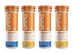 Divine Style Amazon Beauty, Nuun Immune Support Hydration Supplement