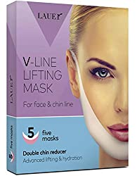Divine Style Amazon Beauty, Lauer v-line lifting mask for face and chin