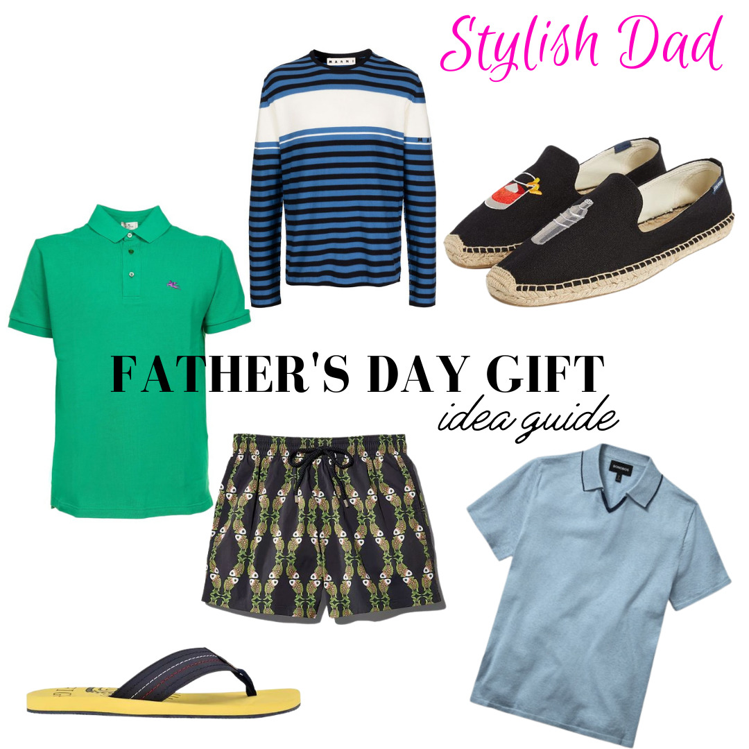 Father's Day Gift Idea Guide for Stylish Dad, father's day gifts for stylish dad
