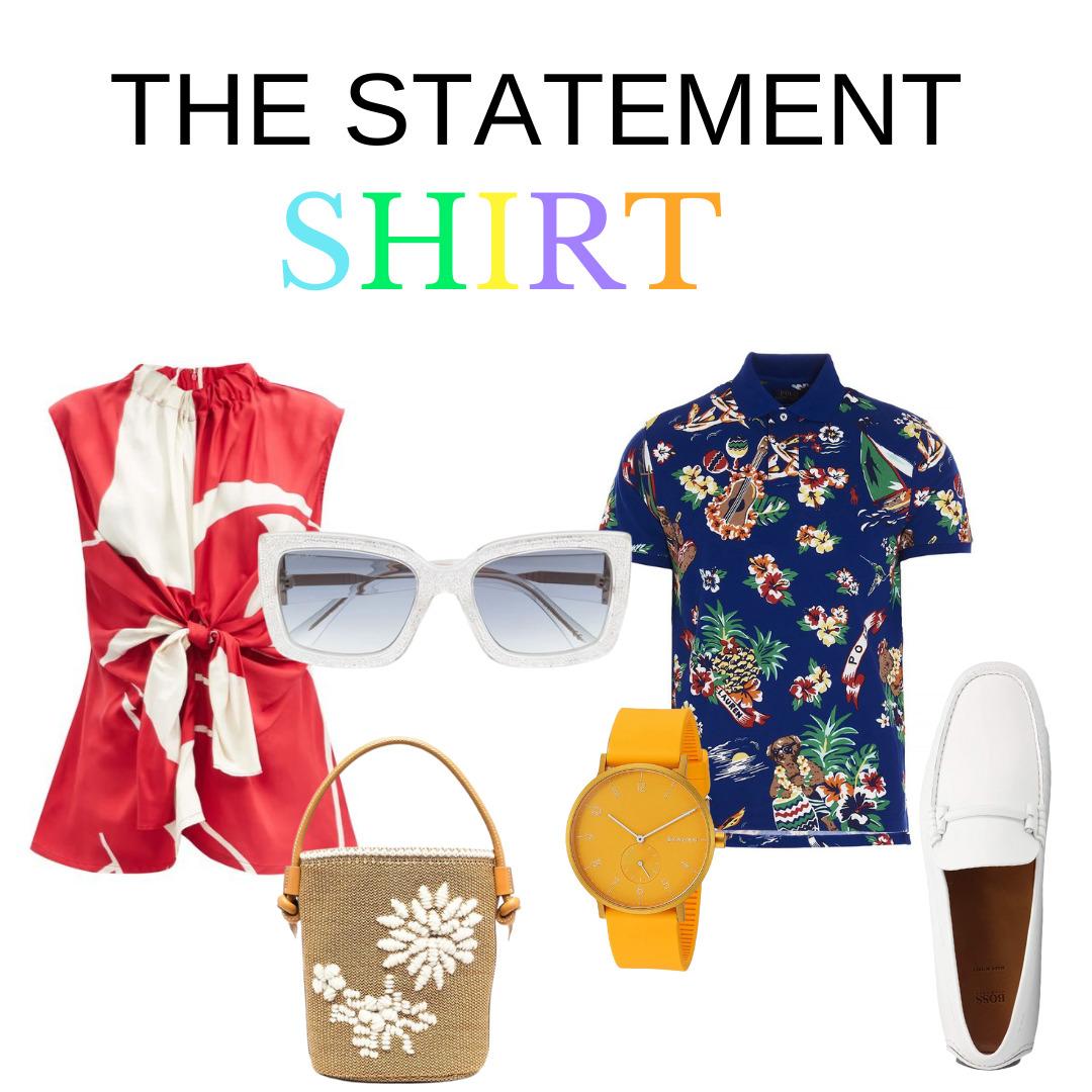 Summer Uniforms, The Statement Shirt