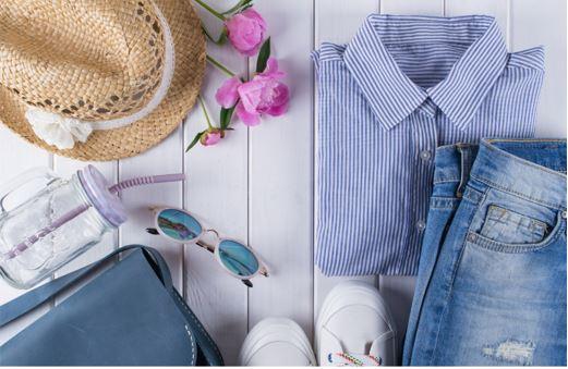 Divine Style Summer Wardrobe Checklist
