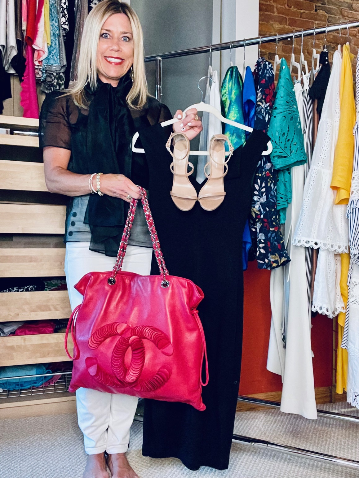 Divine Style, personal stylist, in-home styling, 30A personal stylist
